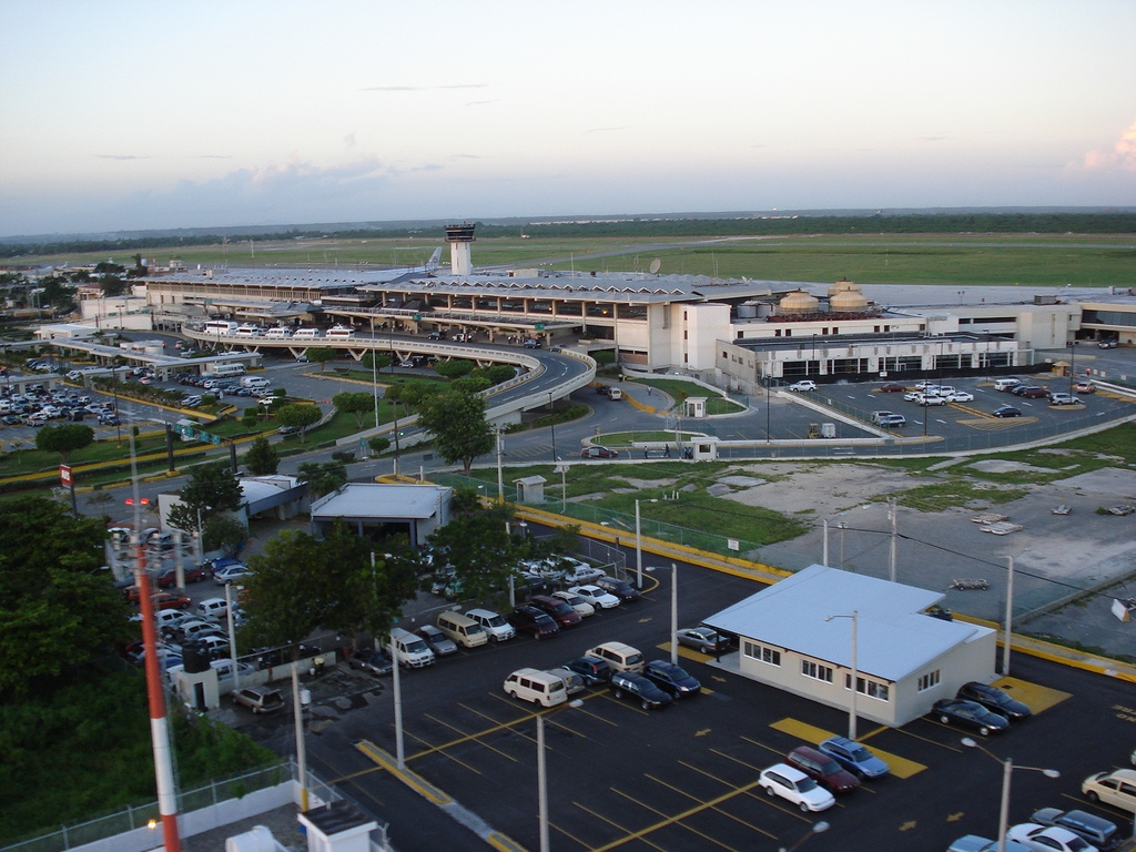 Las Americas International Airport, Santo Domingo, D.R.